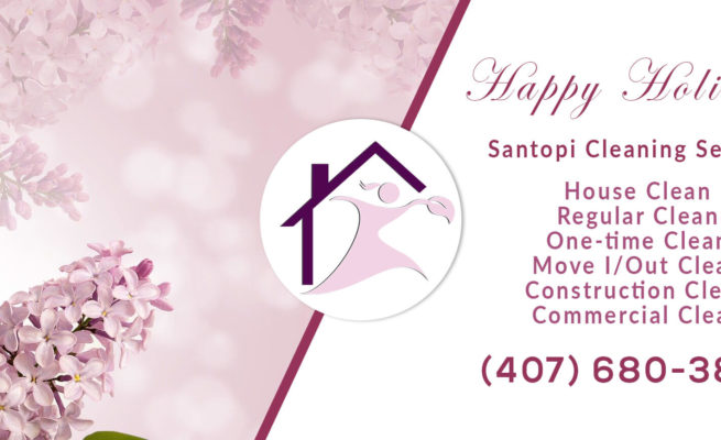 Santopi Cleaning Services Orlando